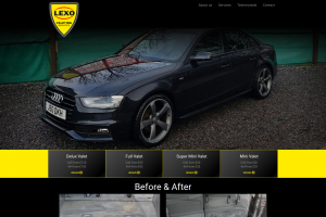 Homepage | LEXO Car Wash